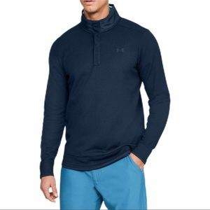 NWT Under Armour Storm SweaterFleece Snap Pullover